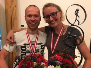 Niels en Jorinde clubkampioenen 2018!