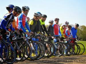 Start fietstraining