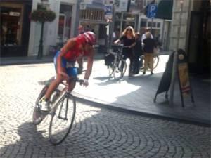 Maastricht NK Sprint Masters en 1e stadstriathlon