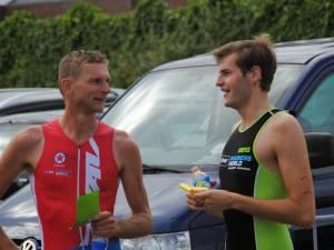 Triathlon weekend Ten Boer, Assen, NOP