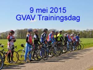 GVAV Trainingsdag terug van weggeweest