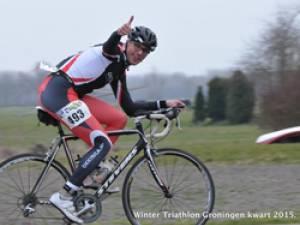Gure editie Winter Triathlon Groningen