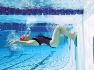 Speciale zwemtraining de komende weken