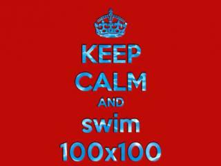 4e 100x100 swim challenge