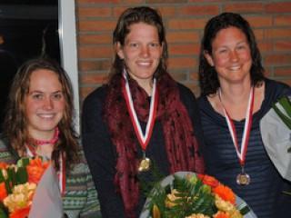 Anouk en Jacob clubkampioenen Run-Bike-Run