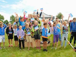 Speedman: Kinder- en jeudtriathlon