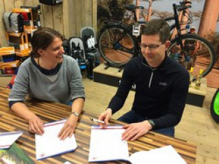 Sponsorcontract Cycle Trend verlengd