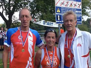 NK Sprint met GVAV kampioenen