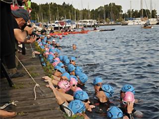 Inschrijving Zwem 2 mijl 2017