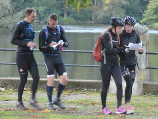 Lustrum adventure race