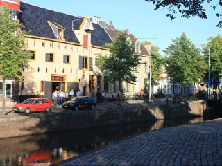 Seizoensafsluiting in Café de Sleutel
